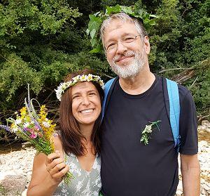 John McCurdy and Romana Ercegović