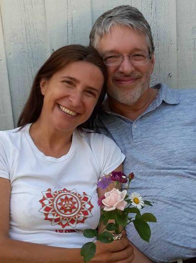 Romana Ercegivić and John McCurdy