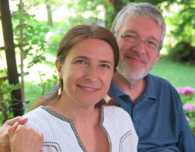 Romana Ercegović and John McCurdy